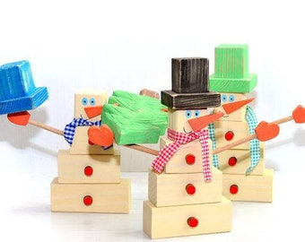 WOODEN TOY ORGANIC
