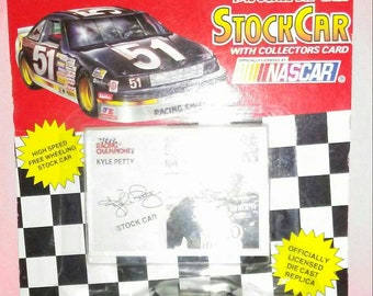 Kyle Petty Stock Car #42