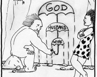 Primitive Theology CARTOON