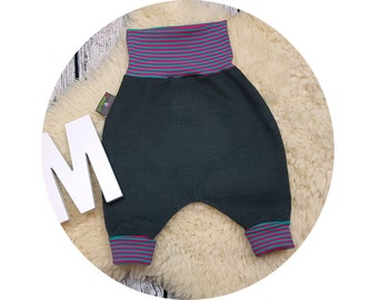 Wax trousers, Pumphose, corduroys, harem trousers, trousers, baby pants, baby