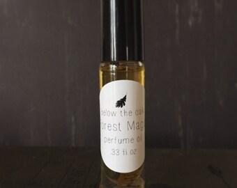Forest Magic Perfume Oil