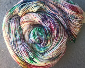 Fahoo Fores: Hand Dyed Yarn for Knitters & Crocheters