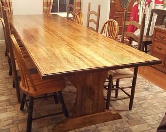 Pine Trestle Farm Table