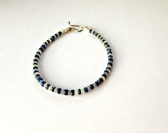 Men's Sapphire Bracelet 3