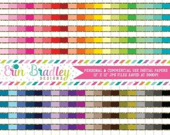80% OFF SALE Gold Glitter Stripes Digital Paper Pack Bundle Set of 40 Digital Papers Personal & Commercial Use OK