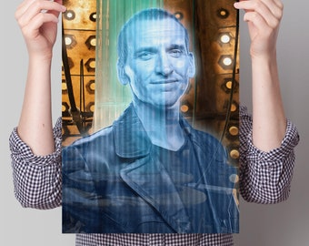 Doctor Who - The Ninth Doctor Hologram