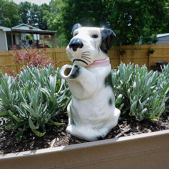 Erphila Germany Dog Teapot / Scottie / Wire Fox Terrier