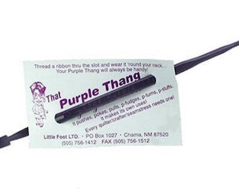 That Purple Thang by Lynn Graves