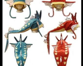 Pokemon Hat - Gyarados OR Shiny Gyarados