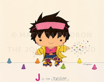 J is for Jubilee