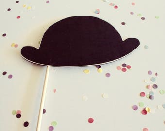 Photo Booth hat Prop, Photo Booth Wedding, Photo Booth Props Graduation, Photo Booth Props Prom, Party Decoration Kit, Funny Décor
