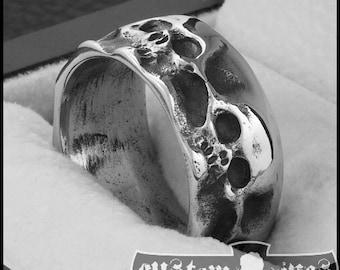 Hiroshima Skull Ring