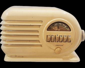 Art Deco Grantline Radio