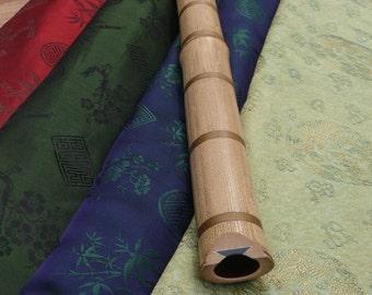 Custom Silk Flute Bag - Padded & lined with a Vapor Barrier