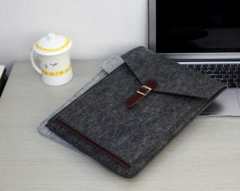Touch Bar 15 Macbook Pro Case , Felt Laptop Sleeve 15.6 , 15 inch Laptop Case , Laptop Case 15.6 , 15.6 Laptop Sleeve , 15.6 Laptop Bag #205