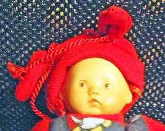 Baby Doll (china) with soft body, about 18 cm (1)