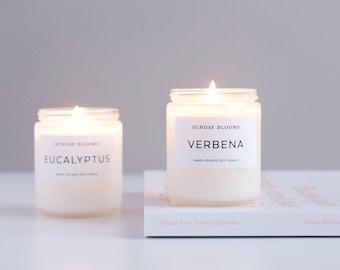 VERBENA SOY CANDLE