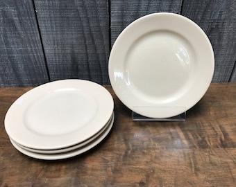 Set of 4 Tepco China USA salad plates