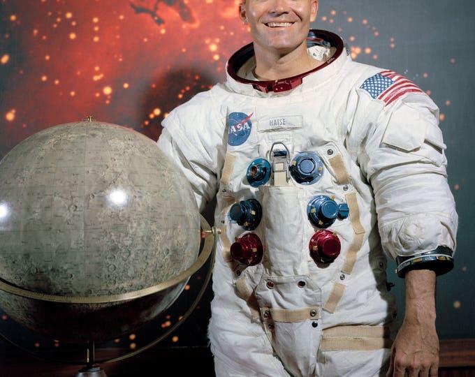 Apollo 13 Astronaut Fred Haise - 5X7, 8X10 or 11X14 NASA Photo (AZ114)