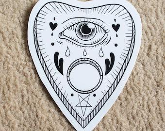 Vinyl Sticker - Ouija
