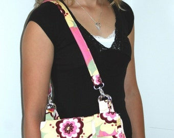 4 in 1 Mix and Match Handbag pdf Sewing Pattern