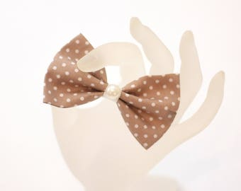 Bow tie for cats Polka Dot