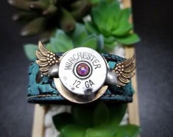 Badass Winged Bullet Cuff
