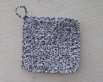 Crochet Cotton Potholder