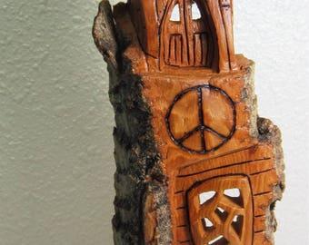 Peace Whimsical House