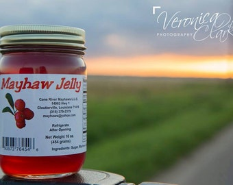 2 Jars Mayhaw Jelly
