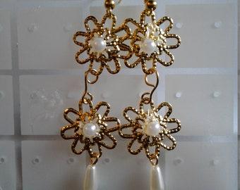 Earrings Plastic, jewelry