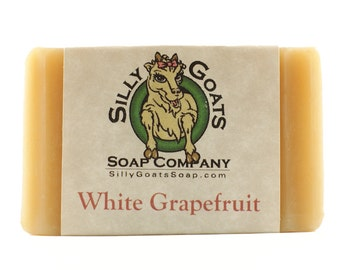 Grapefruit Soap, Citrus Soap, Grapefruit Hand Soap, Grapefruit Soap Bar, White Grapefruit Soap,