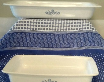 Corning Ware Roaster & Casserole Dishes