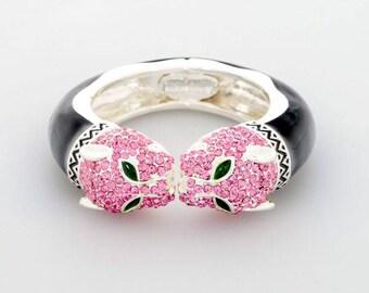 Cougar Napkin Ring
