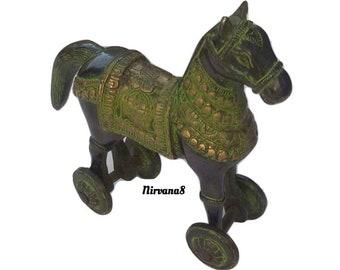 Metal Horse Figurines