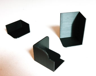 Torn Game Box Repair Patch 3D printable