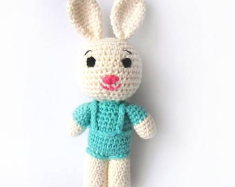 Bunny Rabbit Toy Animal