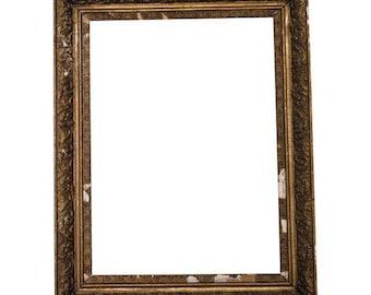 Vintage Gold Gilt Frame