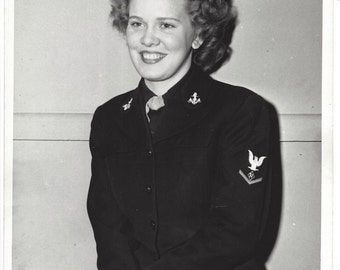 NATTC - Memphis Tennessee - Lollie Nesler - USNAS - January 23, 1945