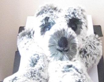 Sleepy Koala Bear Koala Teddy Bear Stuffed Toy Ornament Speckled Toy Ornament Adoption Toy Gift Sleepy Teddy Bear Unbreakable Toy Ornaments