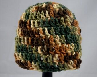 Newborn Hat-Woodsy