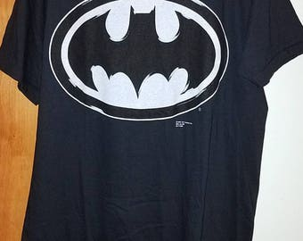 Vintage 1991 Batman T-Shirt