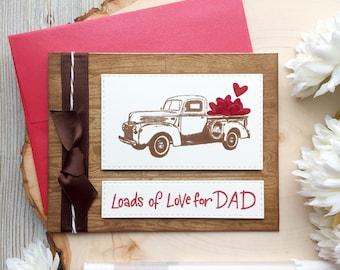 Handmade Birthday Card, Father, Dads Birthday Card, Birthday Cards, Greeting Card, Card for Dad, Fathers Birthday Card, Grandpa Birthday