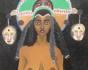 The Goddess Yaya
