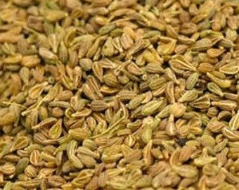 Anise Seed - Certified Organic