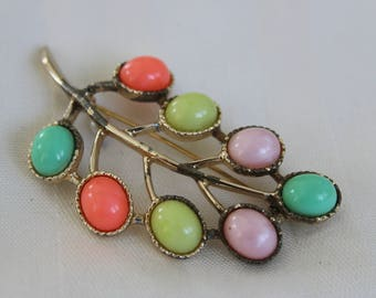 Sarah Coventry Candy Land  Brooch