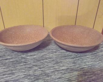 Vintage Set of 2 Bolta Bowls