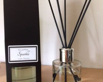 Sparkle luxury mood diffuser