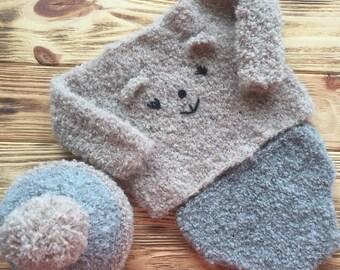 Little teddy bear set