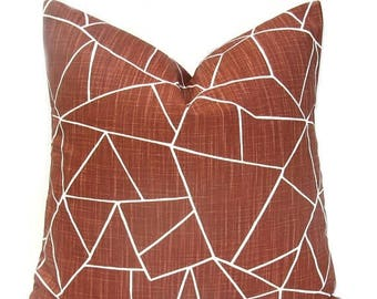 15% Off Sale Decorative pillows, Pillow Covers, Red Pillows, Burgundy Pillow, Rust Pillow Covers, Red Pillow Covers, Maroon Pillow, Cushion